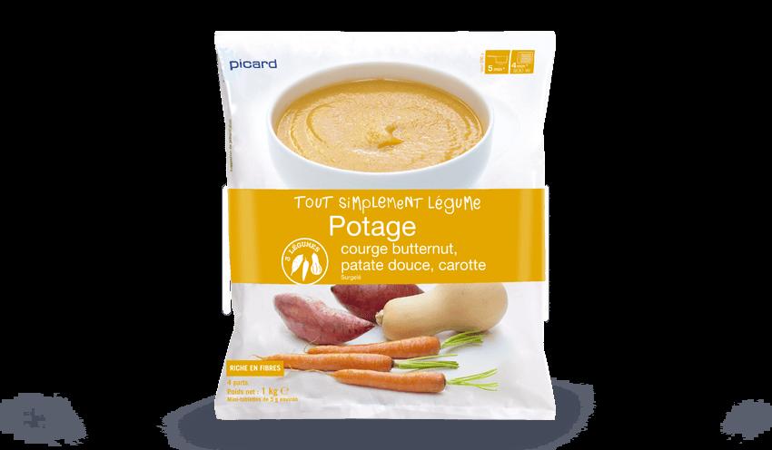 soupe sans carotte
