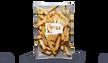 Les Frites XL (découpe large) préfrites