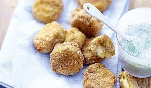 Nuggets choux-fleurs et emmental