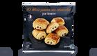 10 mini-pains au chocolat, pur beurre