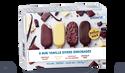 8 mini-Best vanille- divers enrobages chocolat