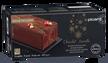 Bûche pâtissière chocolat-noisette, 8 parts