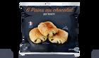 6 pains au chocolat (2 barres chocolat) pur beurre