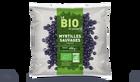 Myrtilles sauvages bio