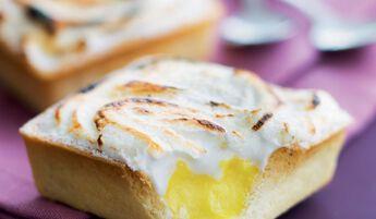 2 tartelettes citron meringuées
