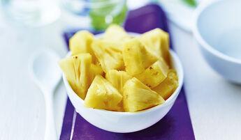 Ananas en morceaux, Côte d'Ivoire ou Costa Rica