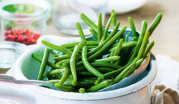 Haricots verts bio, France ou Italie