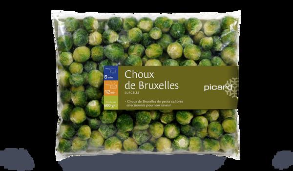 Choux de Bruxelles, France ou Belgique