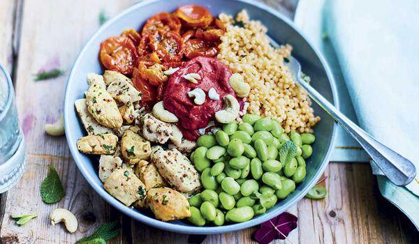 Salad bowl au poulet