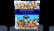Moules du Pacifique cuites décoquillées ASC, Chili