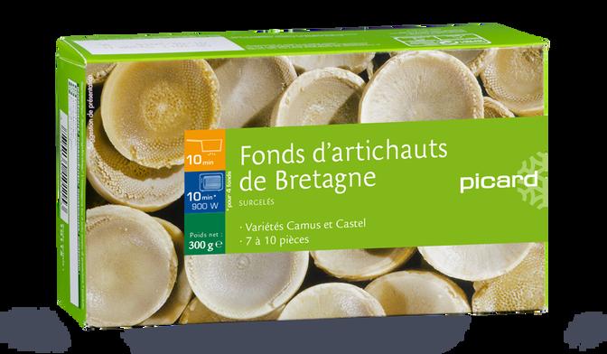 Fonds d'artichauts