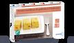 8 mini-moelleux de polenta à l'italienne