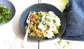 Ceviche au quinoa