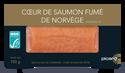Coeur de saumon fumé ASC