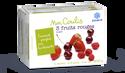Coulis aux 3 fruits rouges