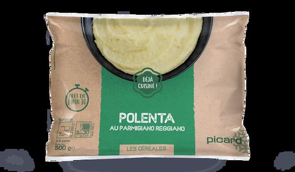 Polenta au Parmigiano Reggiano