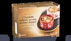 2 Cassolettes aux noix de St-Jacques sauce Banyuls