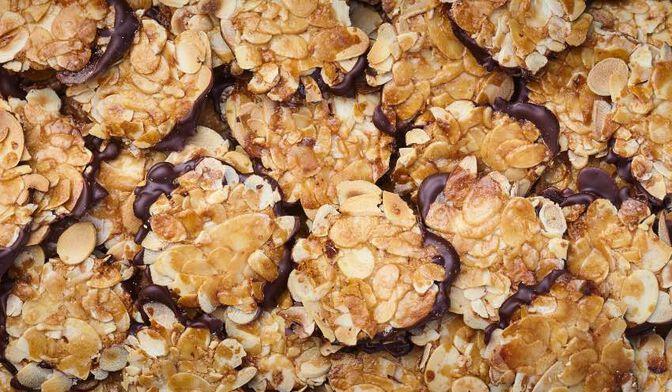 FLORENTINES CHOCOLAT NOIR