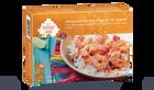 Moqueca de crevettes et riz cuisiné
