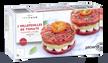 2 millefeuilles de tomate