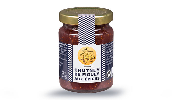 CHUTNEY DE FIGUES EPICES