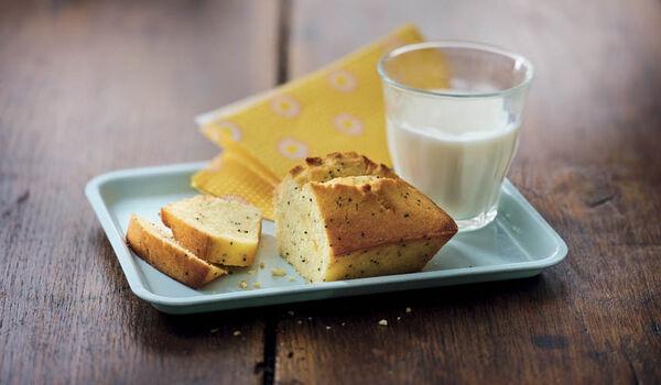 Moelleux au citron, pur beurre, 1 part