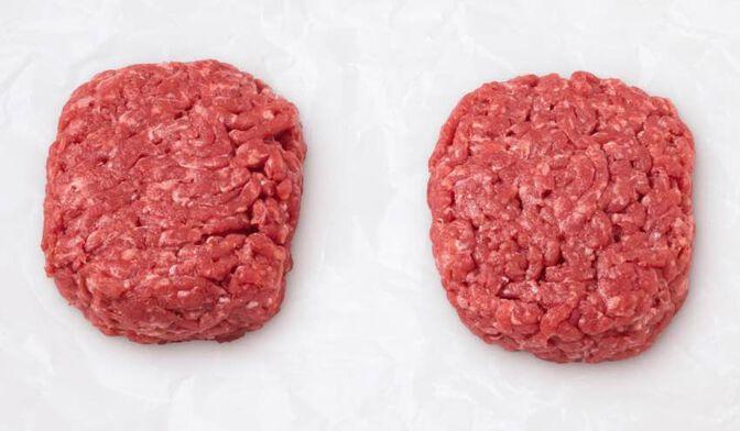 4 biftecks hachés bio