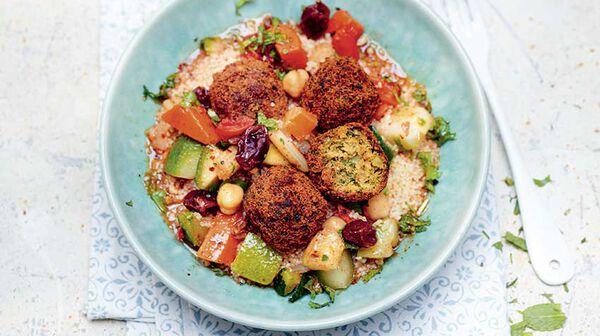 Couscous bowl par Margot du blog Bien dans mon slip