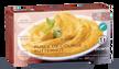 Purée de courge butternut, crème fraîche, persil