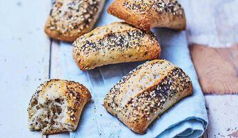 6 petits pains multigraines