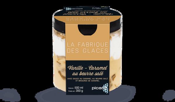 Vanille - Caramel au beurre salé