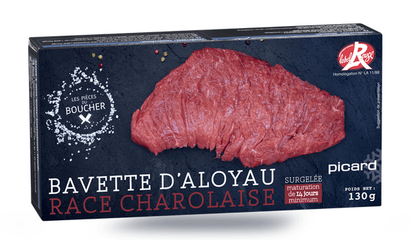 1 bavette Label Rouge