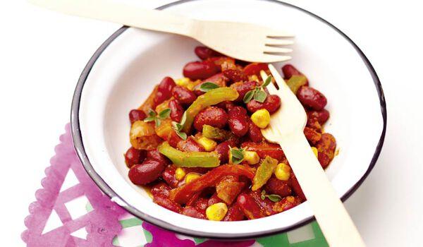 Légumes à la mexicaine