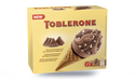 6 cônes Toblerone