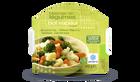 Bol vapeur brocolis, choux-fleurs, carottes