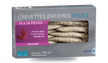 Crevettes crues 16-24 uv, sauvages, Madagascar