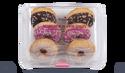 Assortiment de 6 mini-donuts