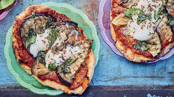 Pizza naan