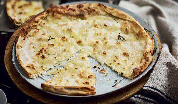 Focaccia au fromage