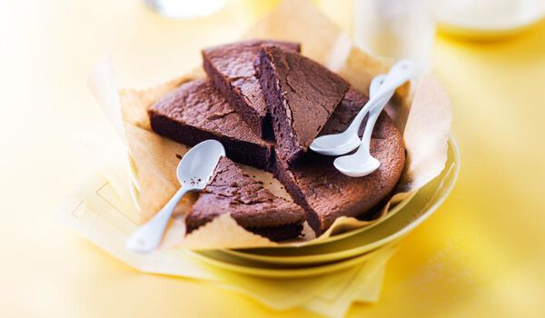 Fondant au chocolat, à réchauffer