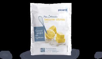 Sauce beurre citron