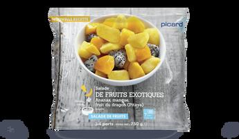 Salade de fruits exotiques