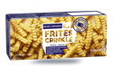 Frites crinkle micro-ondes