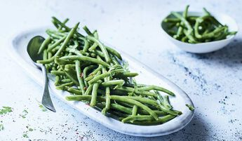 Haricots verts extra-fins, France