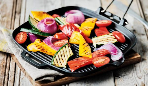 Légumes à griller