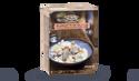 Blanquette de volaille et riz cuisiné