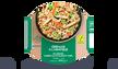 Céréales à l'asiatique riz, légumes, sce lait coco