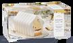 Bûche glacée vanille-miel, 8 parts