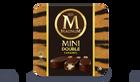 6 mini Magnum double caramel