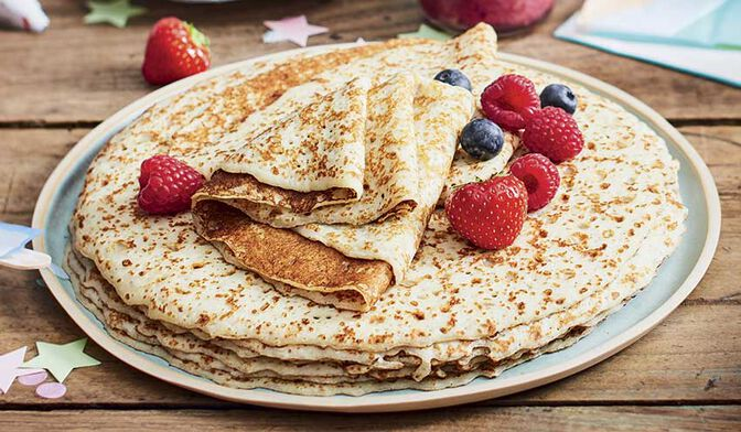 6 CREPES 420 G